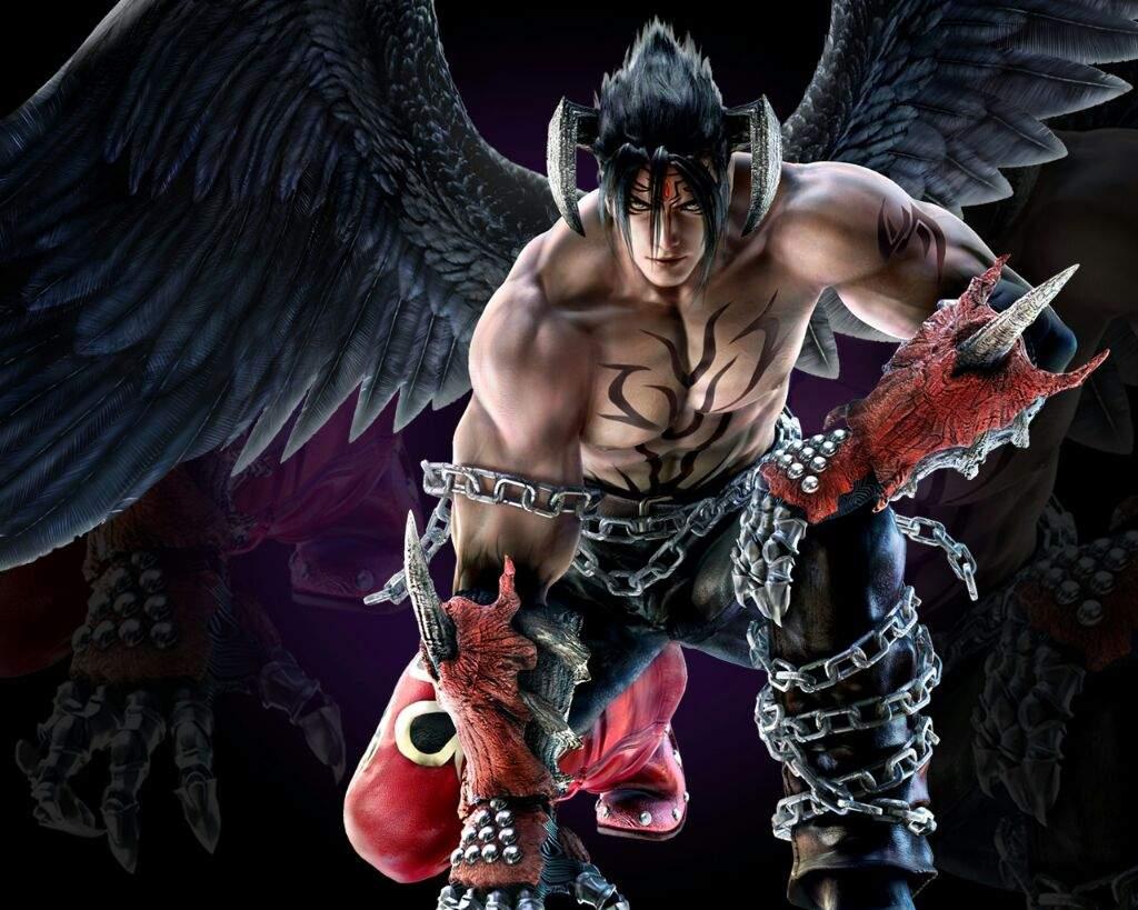 devil jin vs evil ryu comics amino