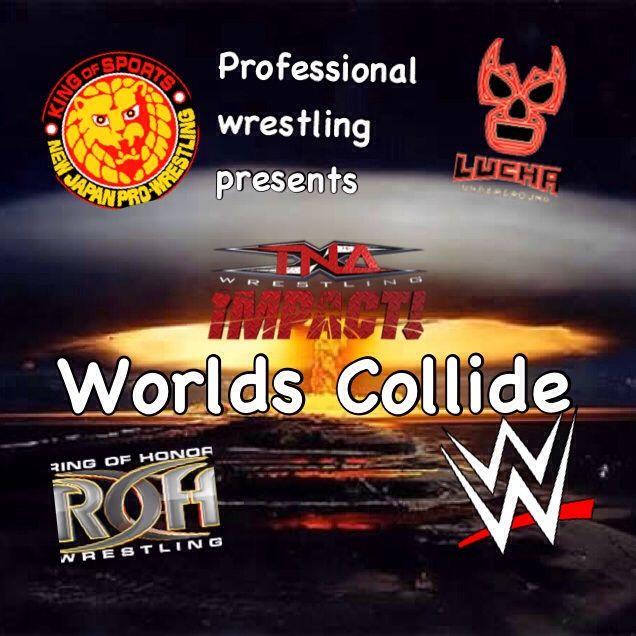 MYPPV Worlds Collide | Wrestling Amino