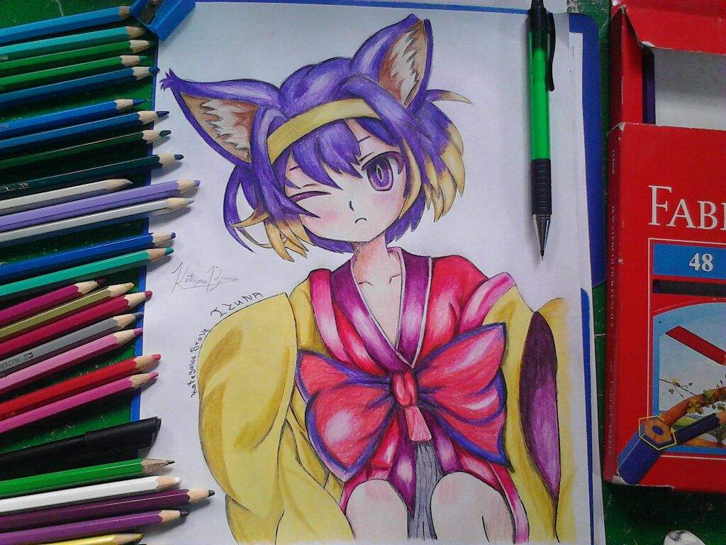 Colored pencils anime amino