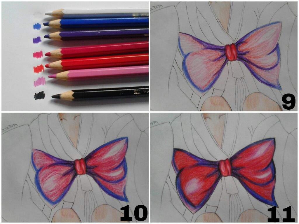 Tutorial 1: Coloring tutorial!!! (colored pencils)   Anime ...