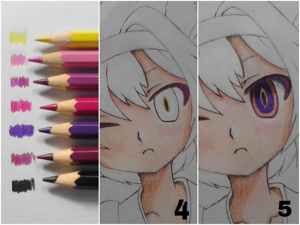 Tutorial 1 Coloring Tutorial Colored Pencils Anime Amino