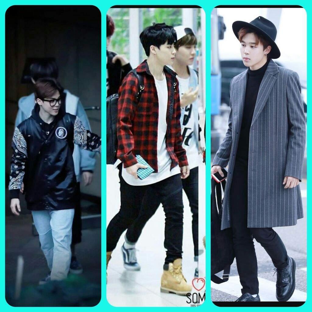 Bts Jungkook Airport Fashion