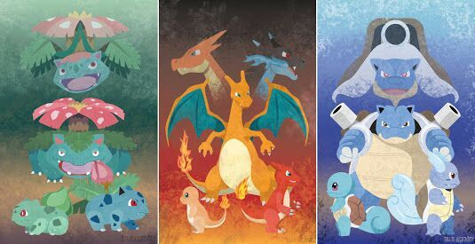 The Best Kanto Starter Mega Evolution?   Pokémon Amino