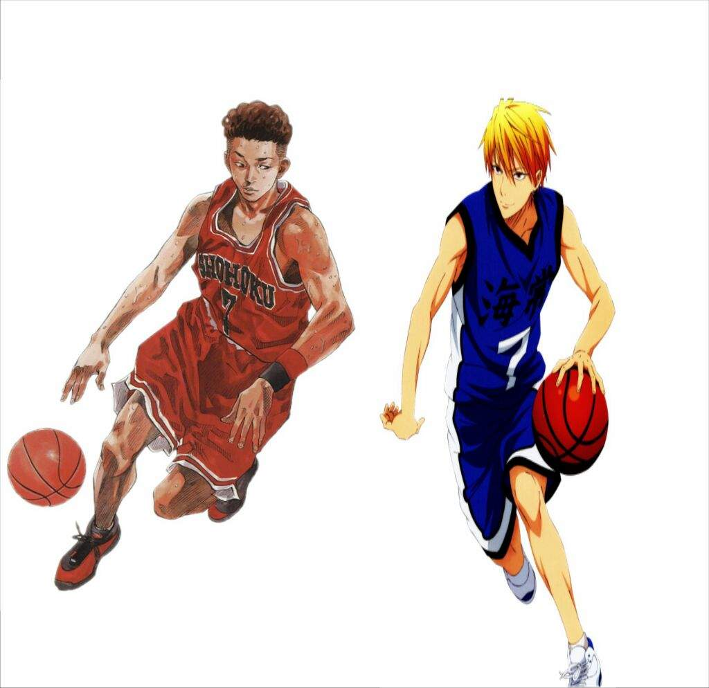 Slam Dunk Players Reincarnation (feat. Kuroko No Basket