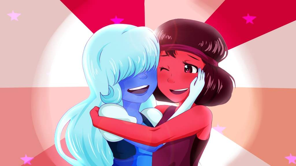 Ruby and sapphire su anime amino - Ruby and sapphire su ...