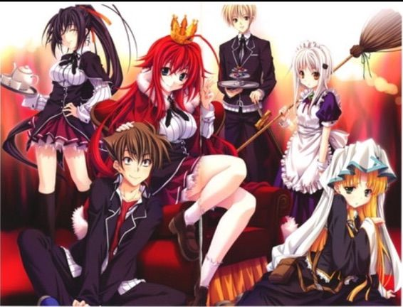 Considering How Popular Highschool Dxd Is I Wouldnt Be Surprised If Another Anime Came Out Within The Next 1 Or 2 Years Hopefully It Comes Year