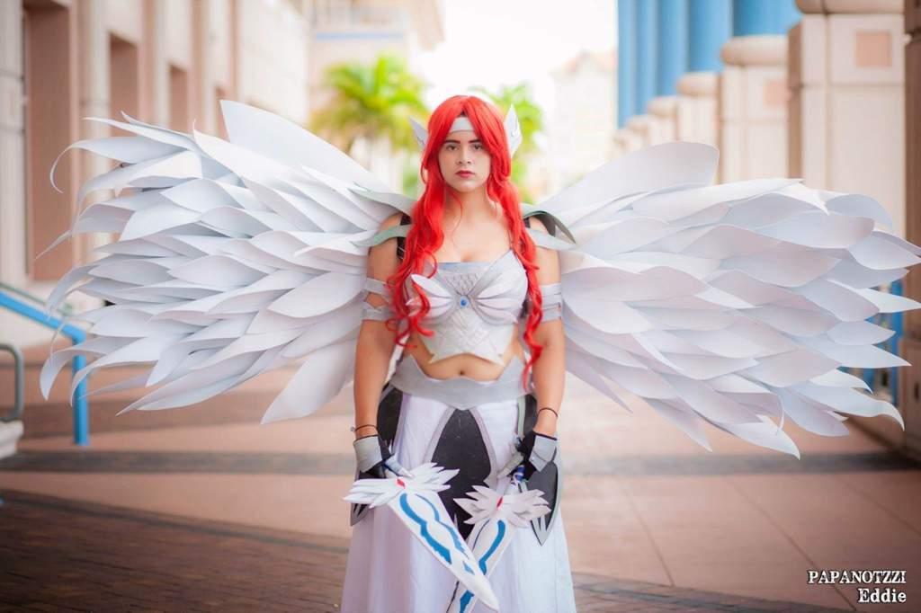 Erza Scarlet Heavens Wheel Armor Wiki Cosplay Amino