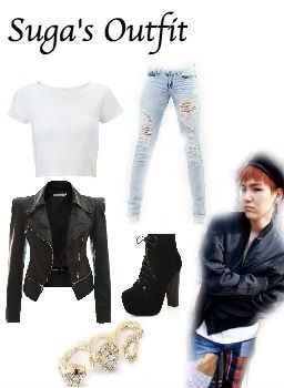 BTS War of Hormone outfits | K-Pop Amino