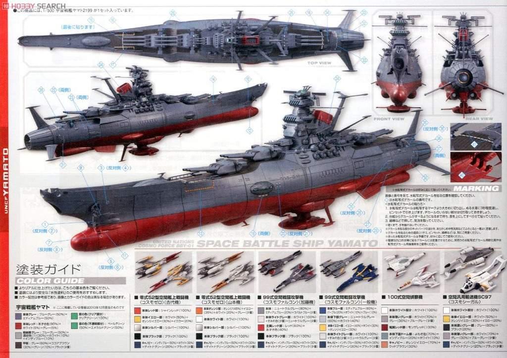 The Space Battleship Yamato!! | Wiki | Anime Amino