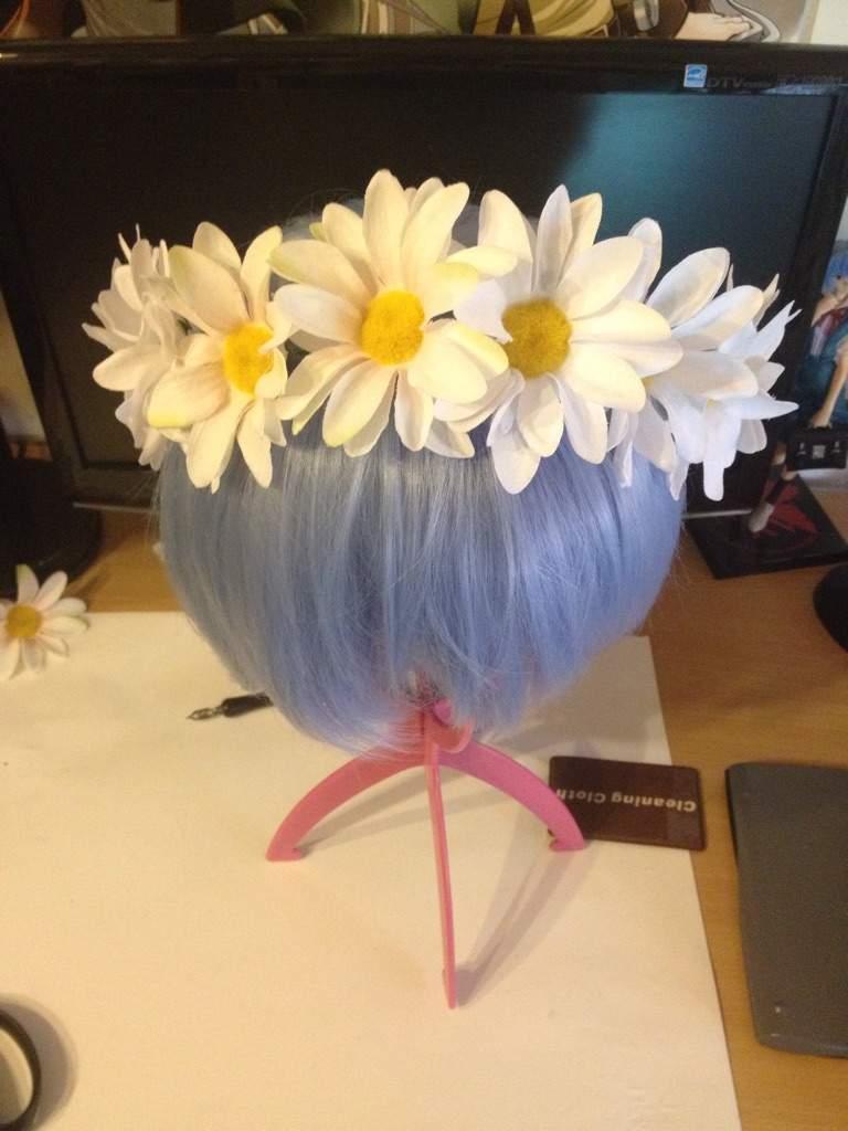 Diy floral crown kotori cosplay cosplay amino izmirmasajfo