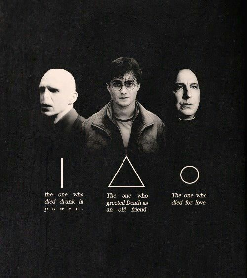 Peverell brothers harry potter amino he greeted death as an old friend both voldemort and harry potter are related to the peverells m4hsunfo