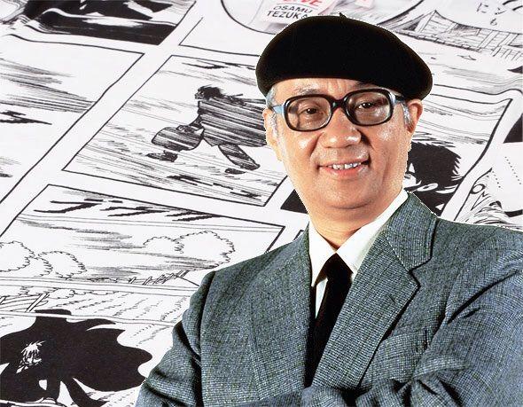 Osamu Tezuka The godfather of ...