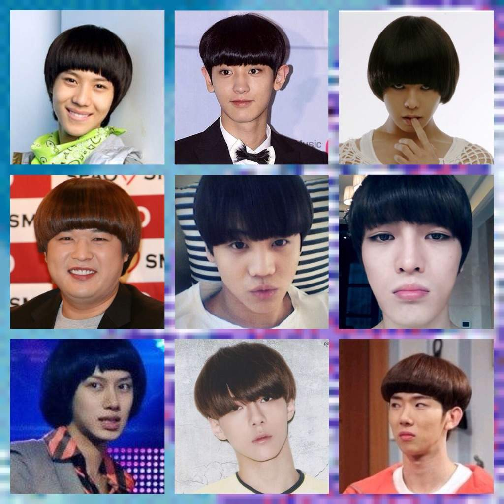 Male Kpop hair! What style/colour is your favourite ...