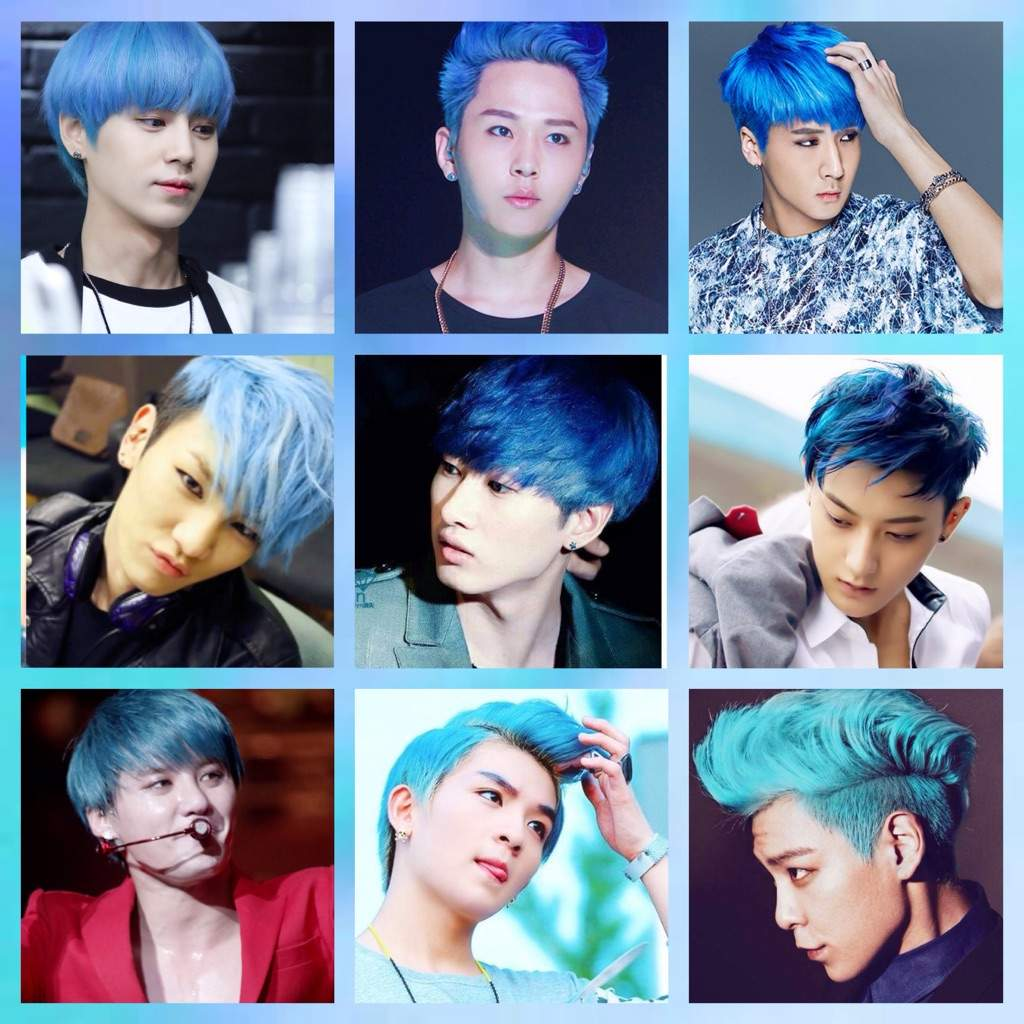 Male Kpop Hair What Style Colour Is Your Favourite K Pop Amino