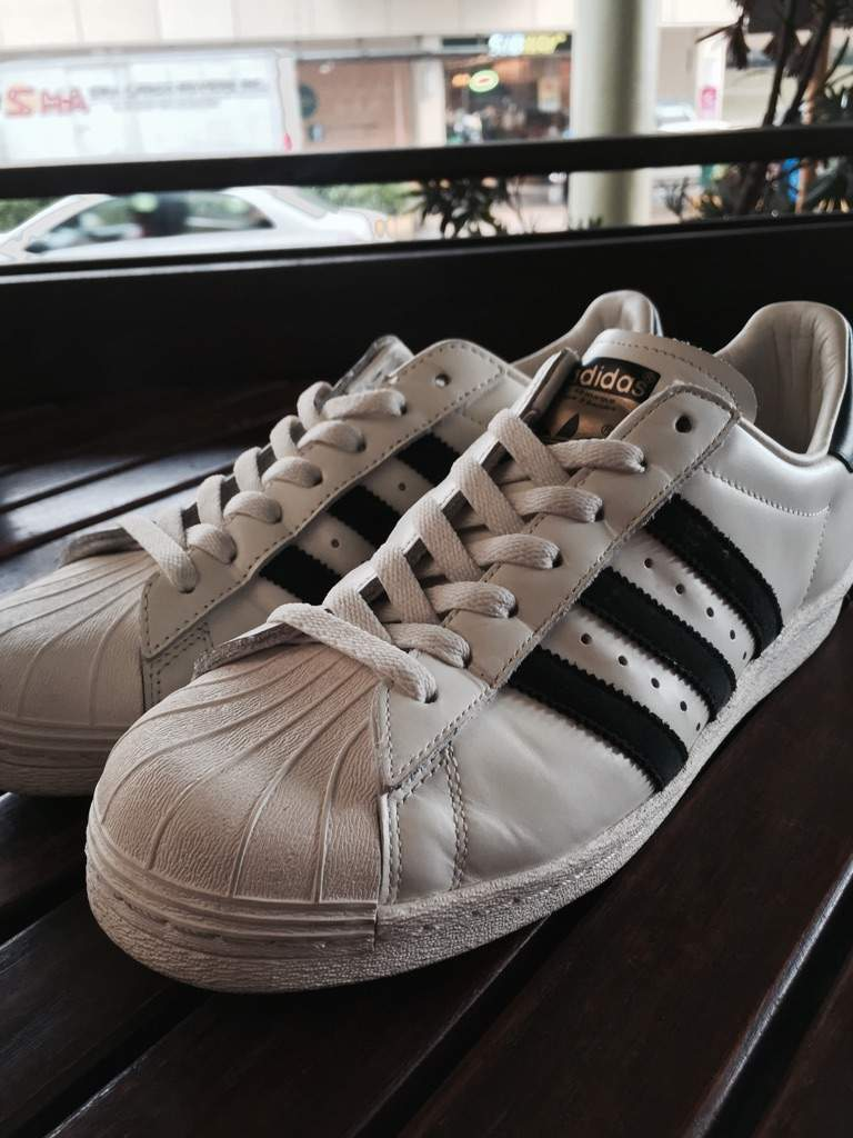 promo code 25908 39eed adidas superstar 80's vintage deluxe | Sneakerheads Amino