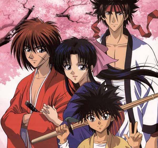 rurouni kenshin anime review anime amino
