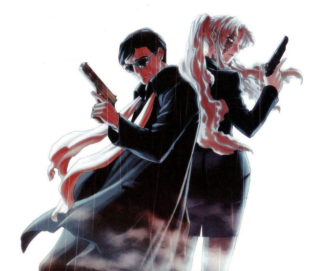 Top Gun Slingers Anime Amino