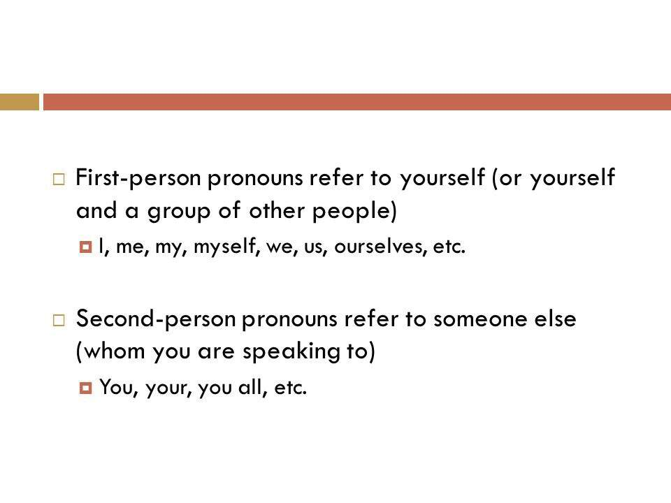 second person essay Define second person: the definition of second person is the grammatical category of forms that designates the person being addressed second person pronouns are you, your, and yours second person pronouns are you, your, and yours.