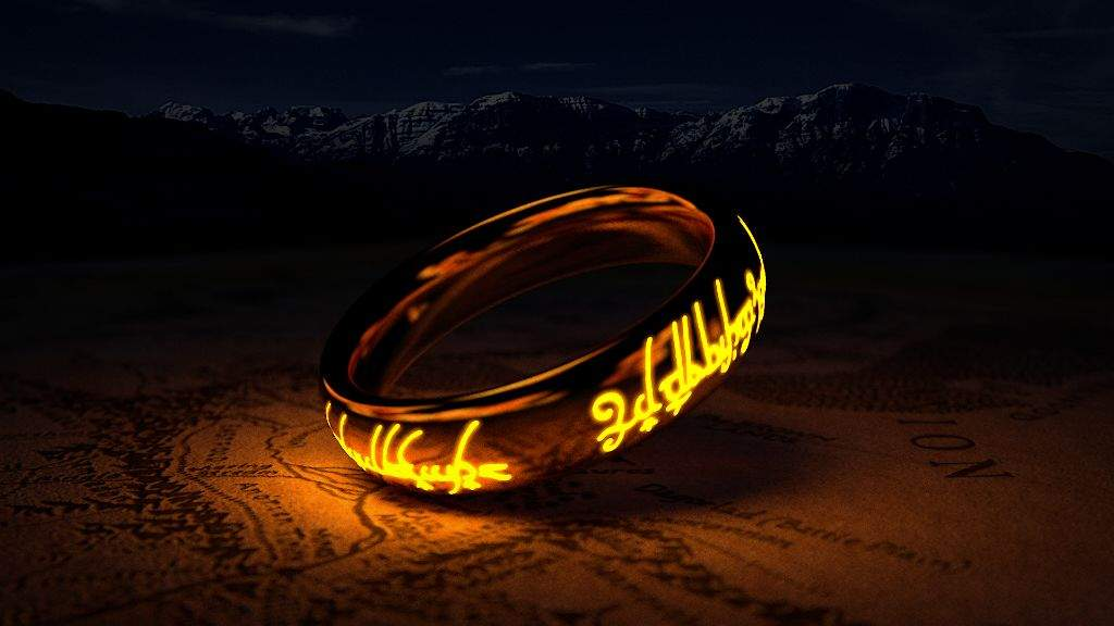 Ash Nazg Durbatul 251 K One Ring To Rule Them All On The