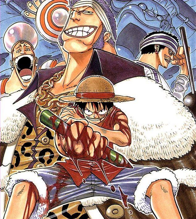 One Piece: Baratie Arc Review | Anime Amino