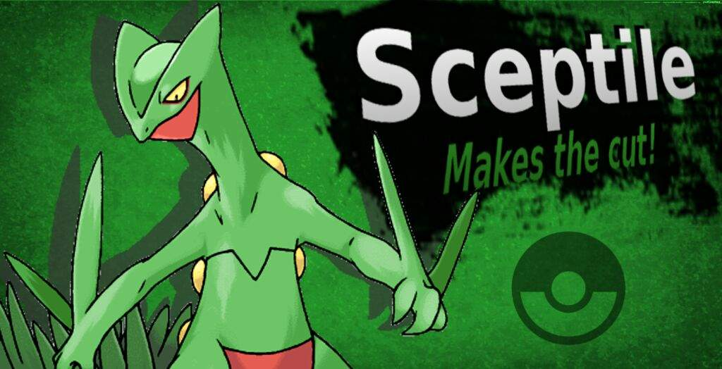 Sceptile in Smash Speculation | Pokémon Amino