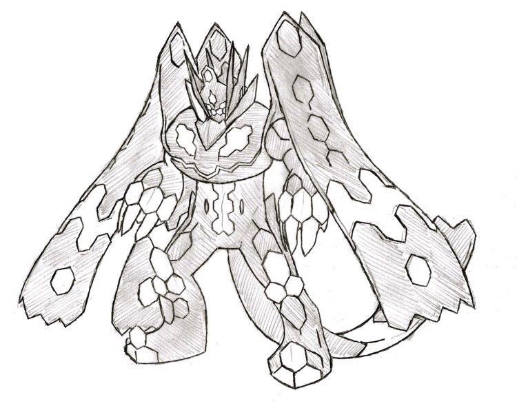 Zygarde Perfect Forme   Pokémon Amino