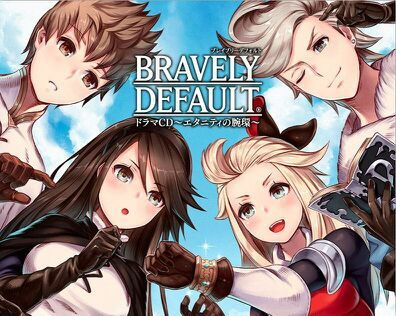 Bravely Default Review   Anime Amino