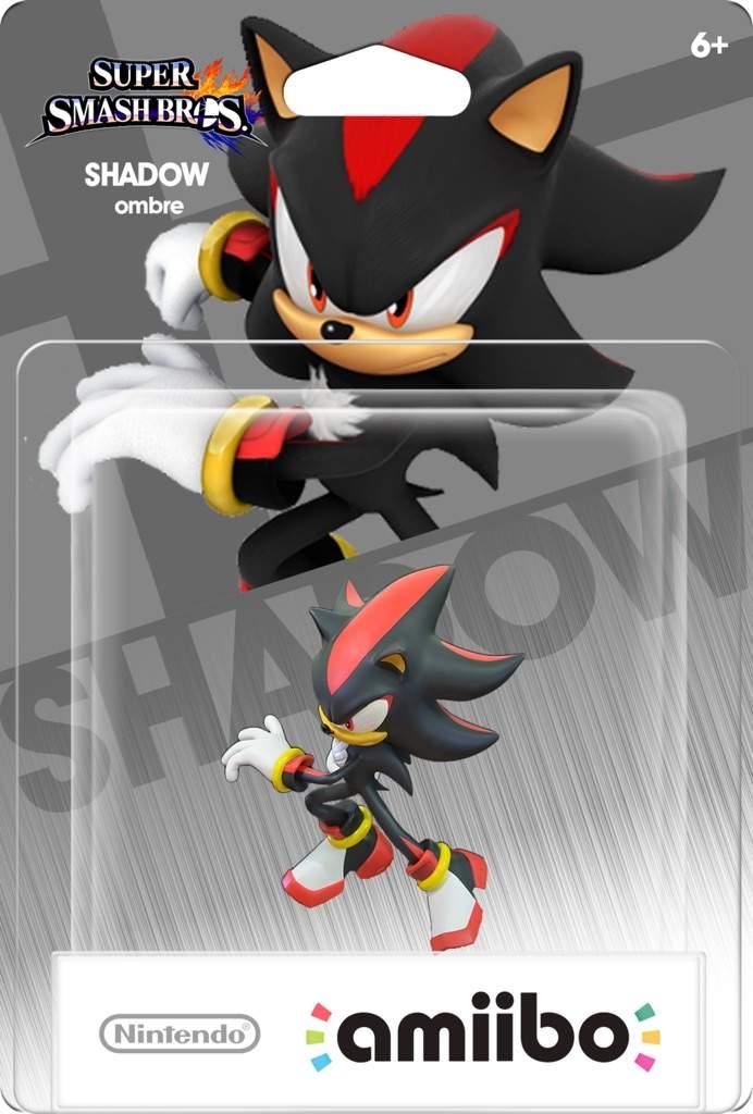 Shadow Amiibo Video Games Amino