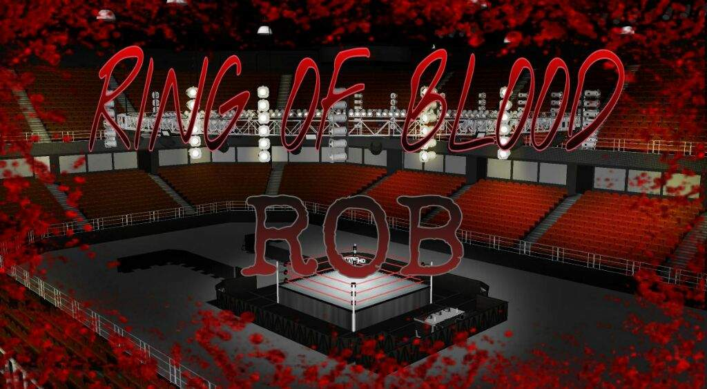 Presenting          RING OF BLOOD!! A NEW League! | Wrestling Amino
