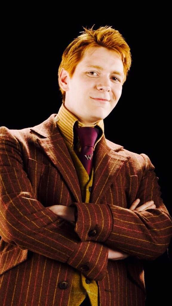 Fred weasley harry potter you