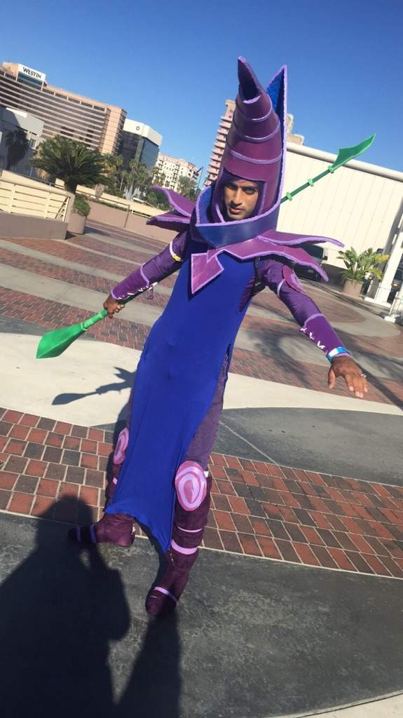 Had fun making and wearing the dark magician costume this past weekend  sc 1 st  Amino Apps & Dark Magician at LBCC | Cosplay Amino