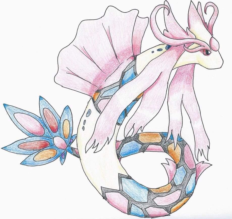 Pokemon Mega Milotic