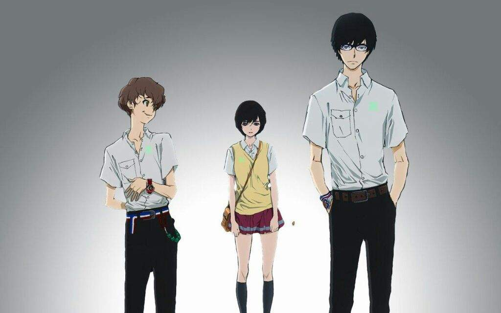 Anime Review Terror In Tokyo Terror In Resonance Anime Amino