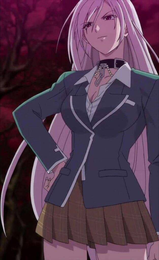Moka Akashiya (Inner)   Anime Amino