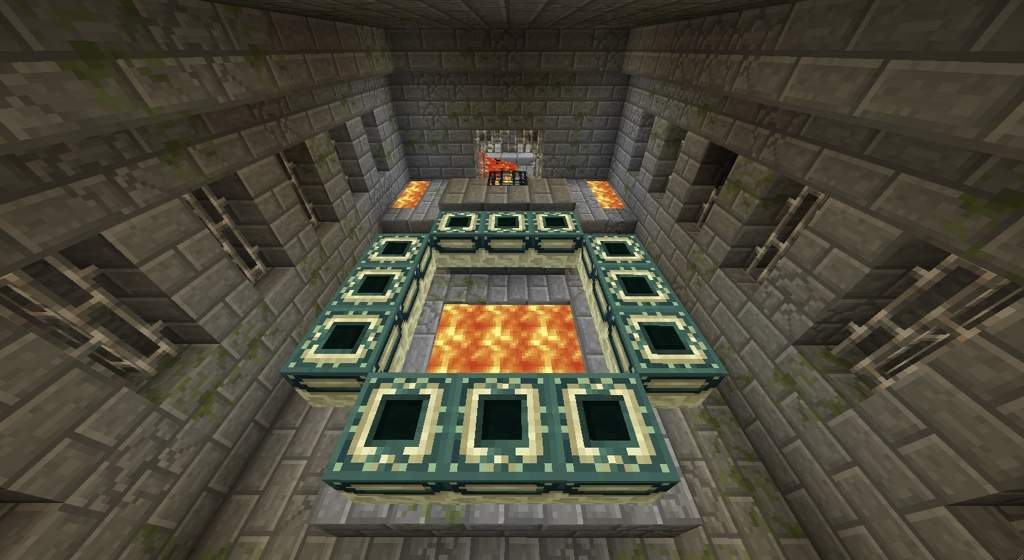 creating or finding end portals minecraft amino