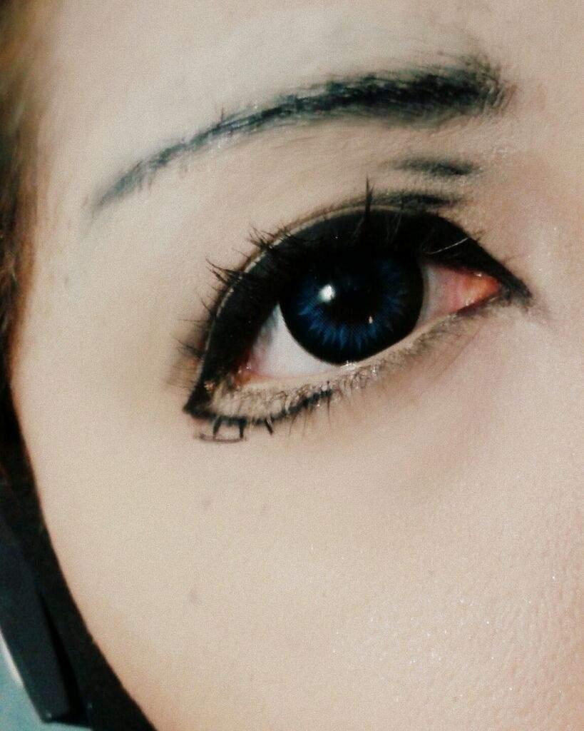 Ciel phantomhive eye make up tutorial cosplay amino edit 92215 spotlight tutorial baditri Gallery