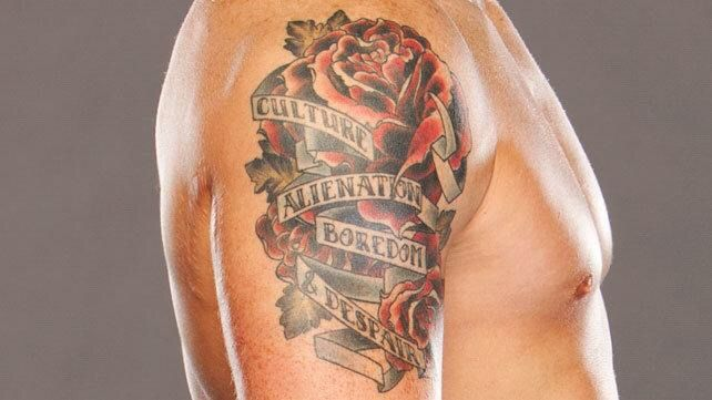 Top 15 coolest wwe superstar tattoos wrestling amino for Rey mysterio tattoos