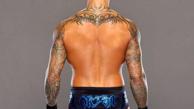 Randy Orton Tattoos: Top 15 Coolest Wwe Superstar Tattoos