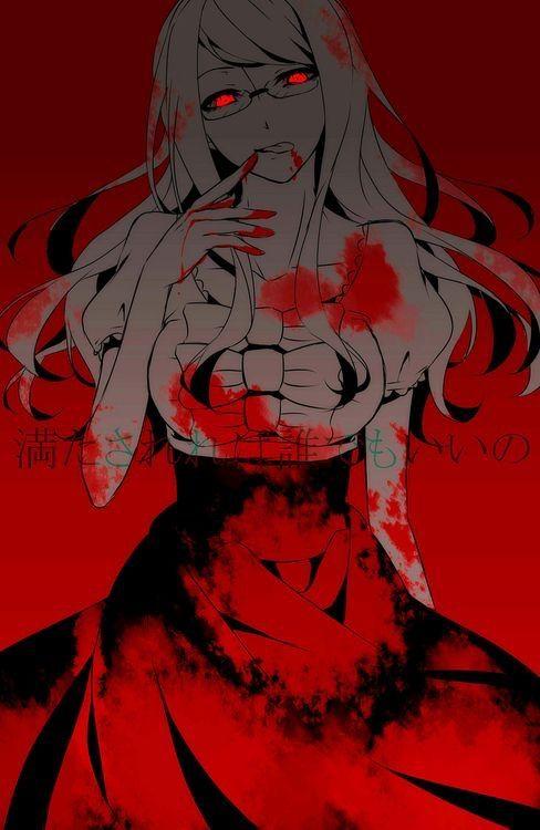 Character Analysis: Rize Kamishiro | Anime Amino