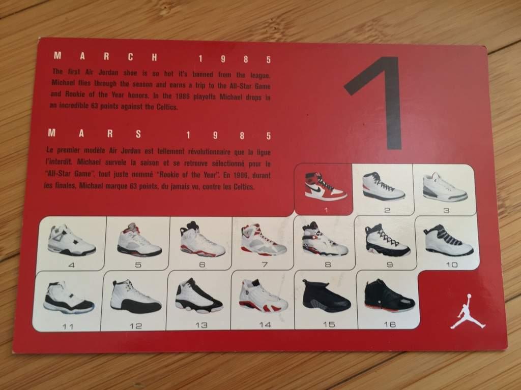 8d00f91ad7671 Air Jordan 1 Retro 2001 - Black Varsity Red