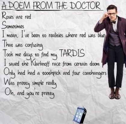 My Favorite Doctor Who Quotes And Poems Part 1 Doctor Who Amino