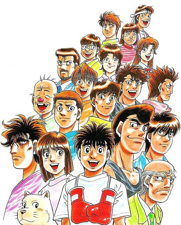 Hajime No Ippo Mangakakalot: Journey Through 1000 Chapters