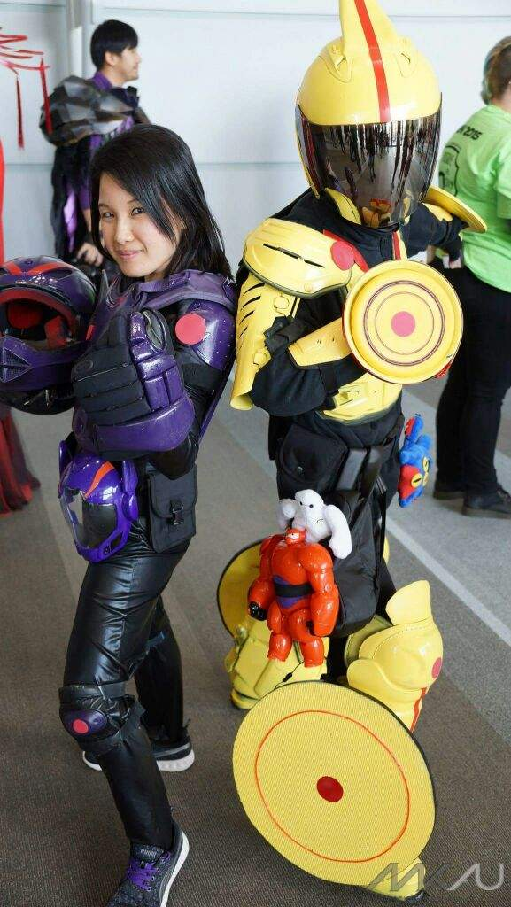 Big Hero 6 Hiro Helmet Completed Cosplay Amino