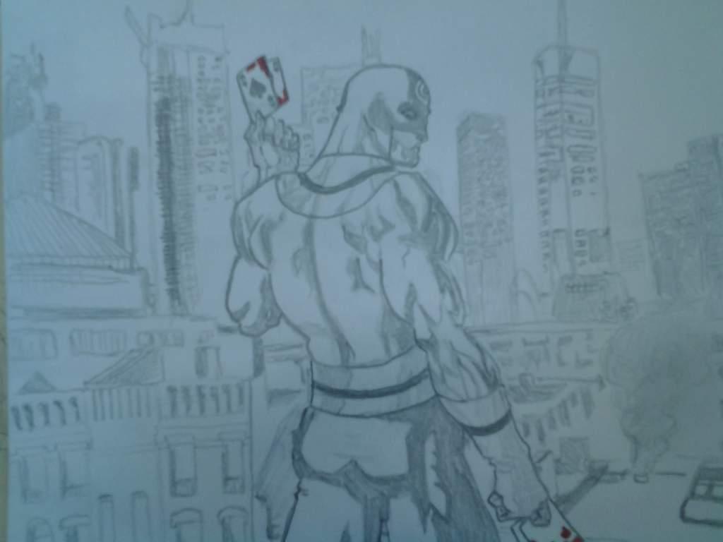 My Daredevil Themed Sketch Book | Comics Amino