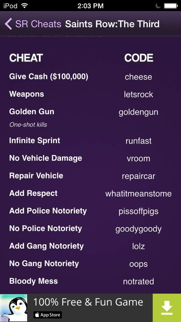 <b>Saints Row 3 cheats</b> | Video Games Amino