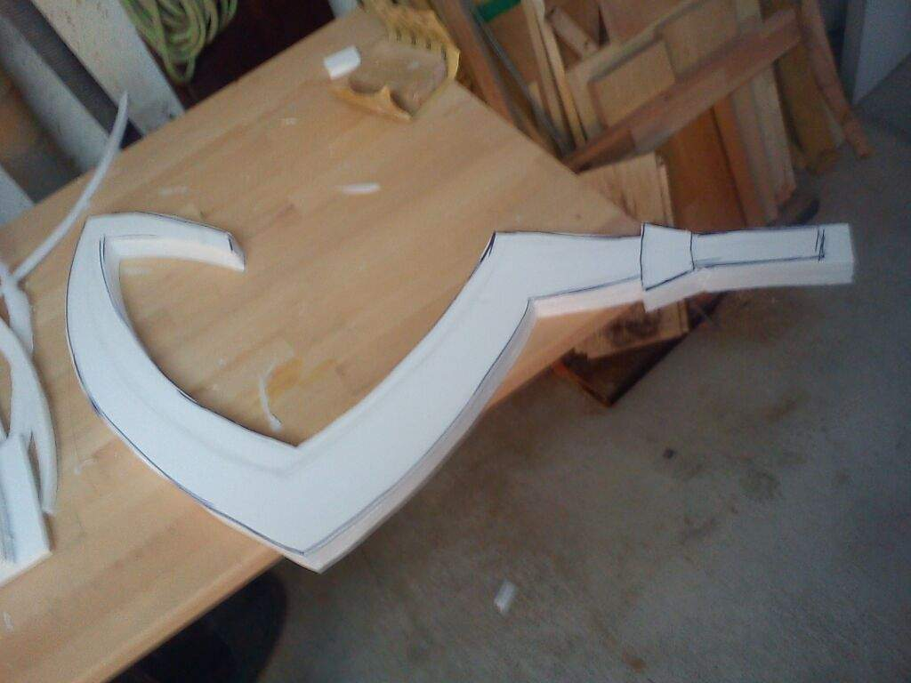 Sly Coopers Caneweapon Prop Making Cosplay Amino