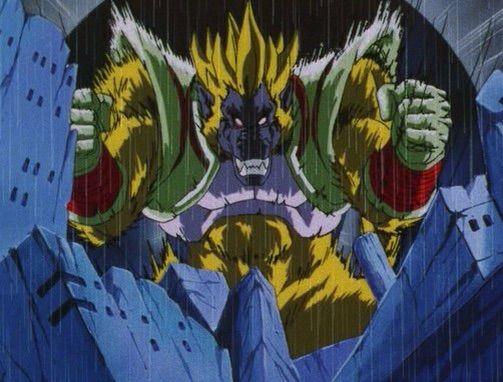 Baby Great Ape Vs Garlic Jr Vs Hirudegarn Battle Between Giants Anime Amino I can not seem to fuse giant form and garlic jr. vs garlic jr vs hirudegarn battle