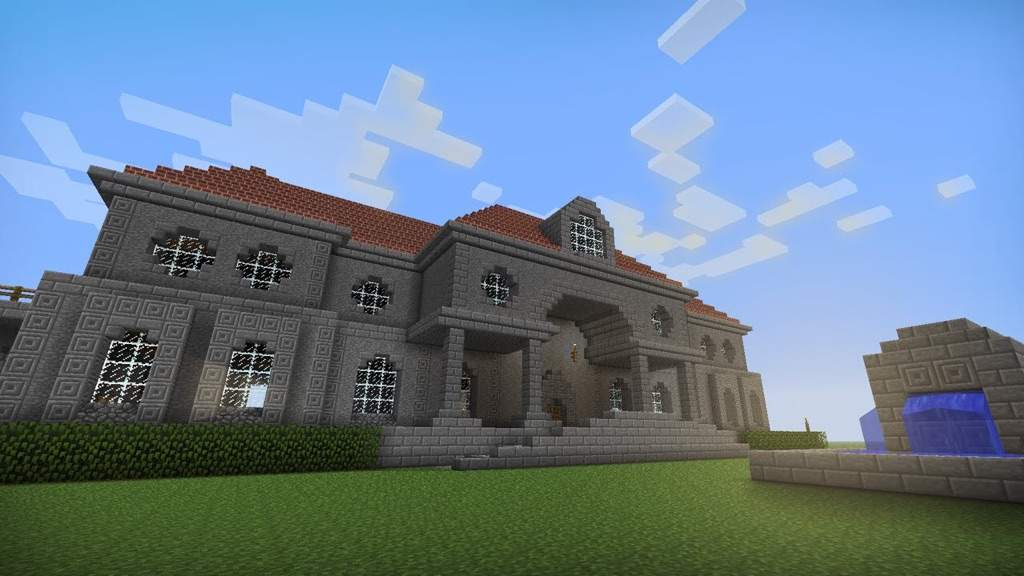 Cool Minecraft Houses Video Games Amino