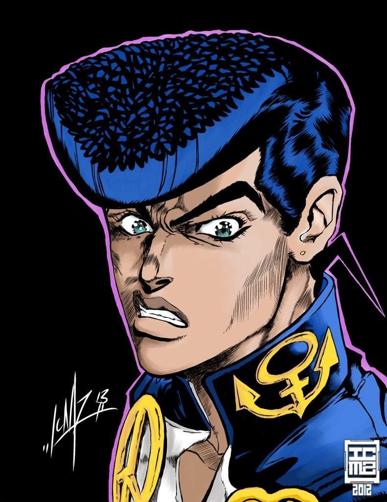 Josuke Higashikata | Anime Amino
