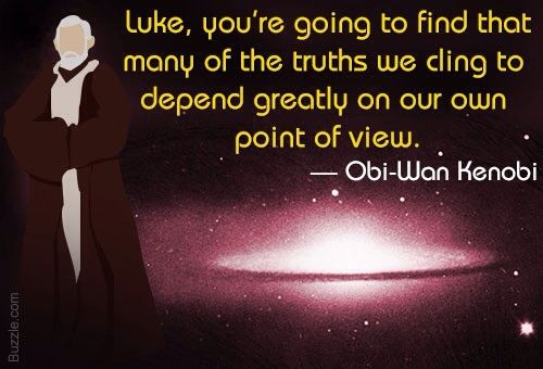 Day 27 Favorite Obi Wan Quote 50 Day Challenge Star Wars Amino
